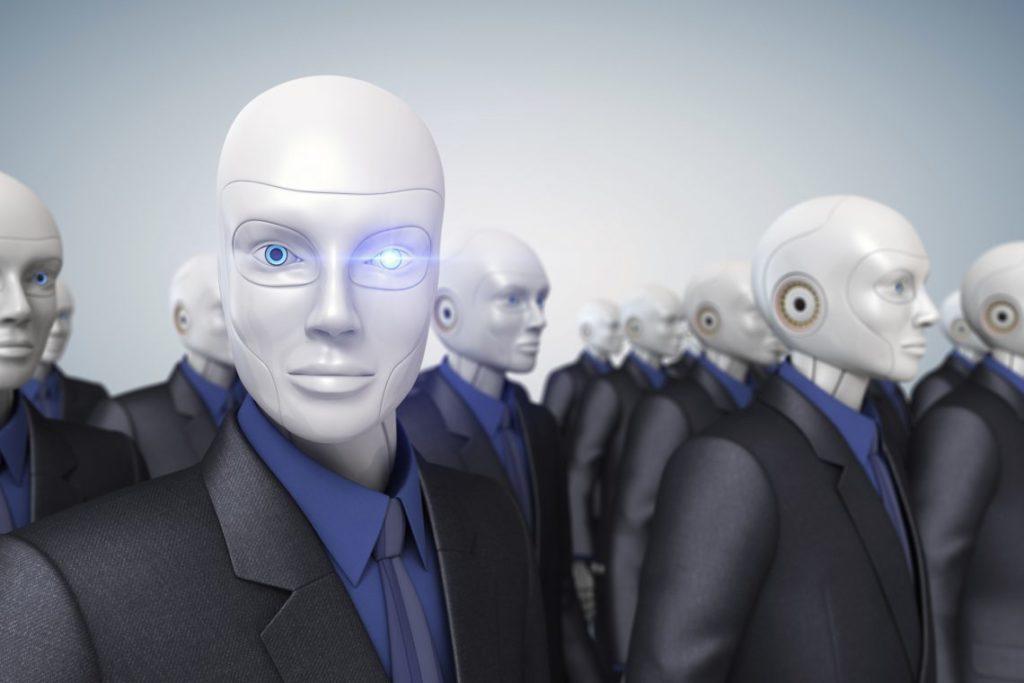 Las cinco etapas que viviremos hasta aceptar la llegada de los robots